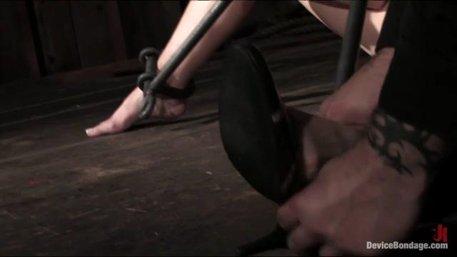 Sarah Jane Ceylon in Inaugural - DeviceBondage sexy xxx rani mukherjee