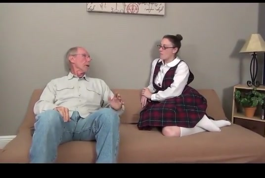 Older man fuck not school girl