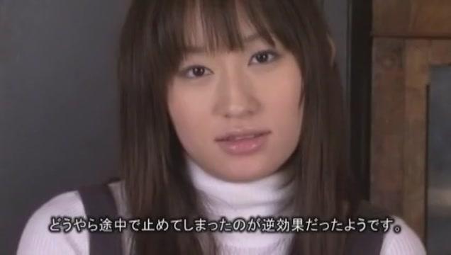 Incredible Japanese girl Mika Osawa in Amazing Gangbang, Small Tits JAV clip handjob and blowjob on the beach from my gf
