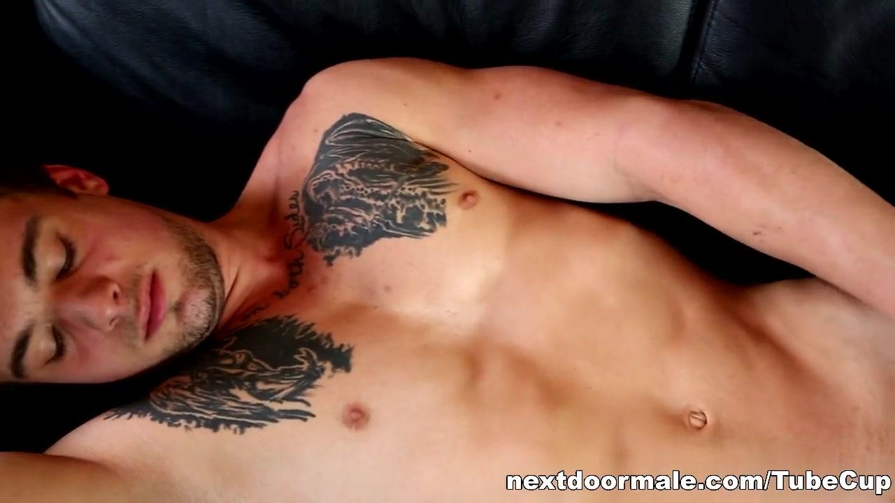 NextdoorMale Video: Steven Russel Two girls kiss disrobe and have lesbian fun