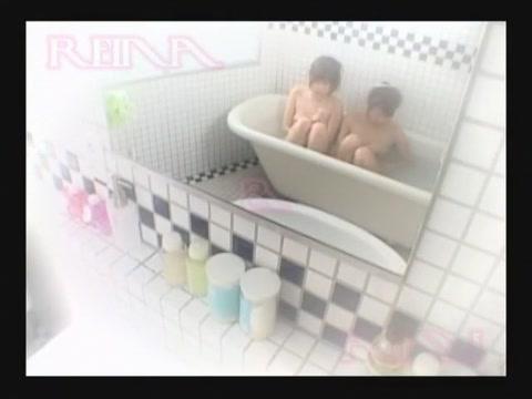 Best Japanese model Reina in Incredible Threesome, Skinny JAV video Seeks pussy to please in Bundaberg