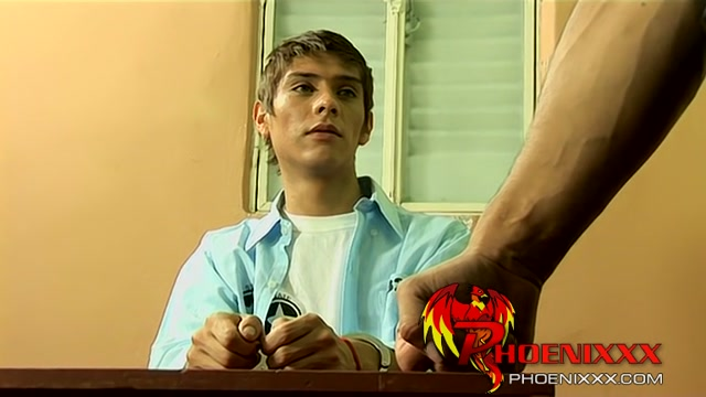 Teaching A Young Criminal A Lesson - Brian And Antonio - PhoeniXXX Younng ukrainian nudist