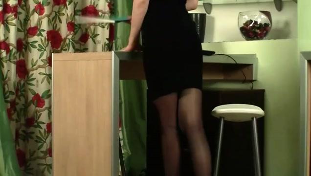 Little tits in black pantyhose Mistress jemstone piss