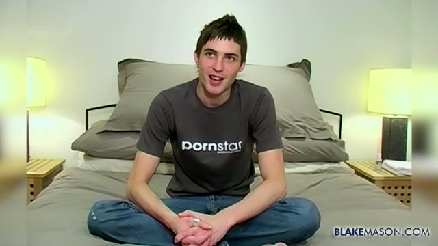 Sam Has Changed In Ten Years - Sam Barclay - BlakeMason Porn free movies cum drinking