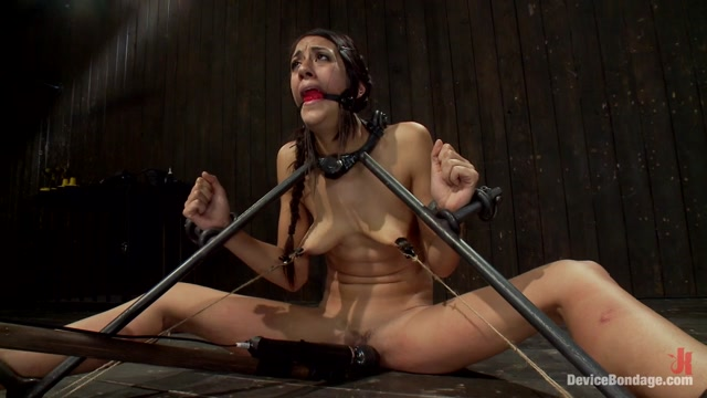 Lyla Storm in Bountiful Orgasms with Brutal Bondage - DeviceBondage