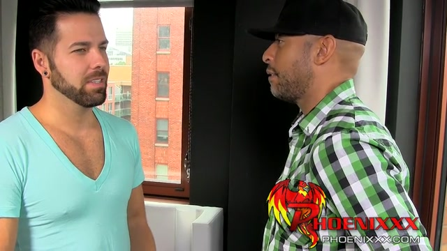 Preston Steel And Chuck Rogers - Screwing With Chuck Rogers - PhoeniXXX Interracial retro tubes