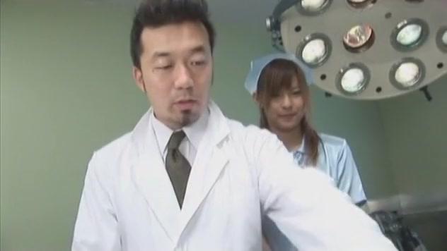 Exotic Japanese chick Mami Orihara in Amazing Toys, Nurse JAV scene