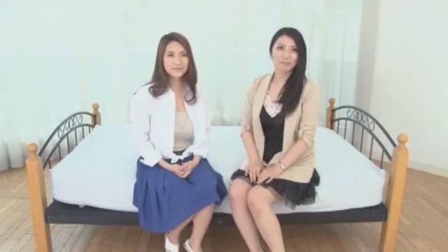 Incredible Japanese girl Waka Takatsuki, Tsuyako Yoshino in Amazing MILF JAV scene only brunette porn picture