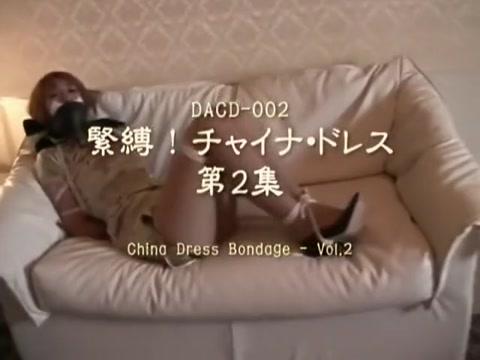 china dress girl