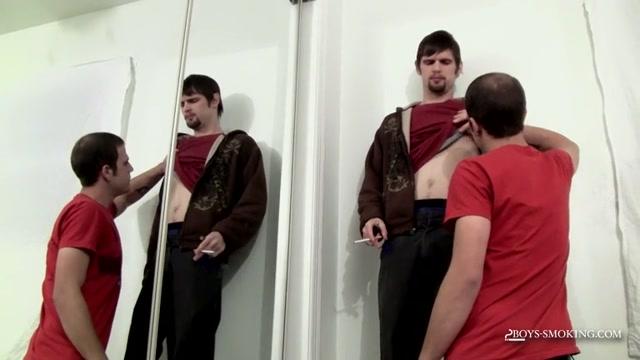 Nolan & Welsey Smoke Suck - Nolan & Welsey Smoke Suck - Boys-Smoking Teen tight clothing porn