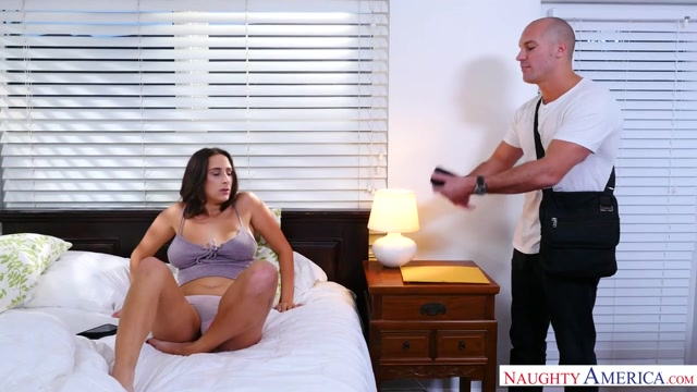 Ashley Adams & Sean Lawless in NaughtyRichGirls old naked sexy women