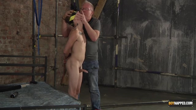 Wrapped Up And Wanked Off - Skyler Dallon And Sebastian Kane - Boynapped i fucking hate people pillow