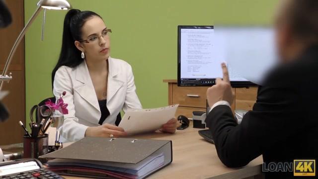 LOAN4K. Teen secretary feels like a cheap slut at the adult casting Escort in Azul
