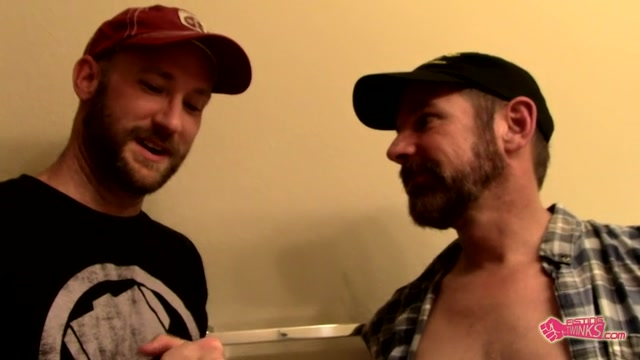 Fisted by the Plumber - Chad Anders & Bo Wrangler - FistingTwinks fuck you man right