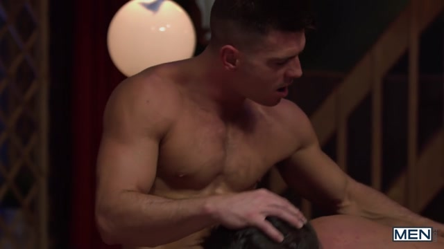 Nicolas Brooks & Paddy OBrian in Paranormal Part 1 - DrillMyHole Mature wifes first black cock
