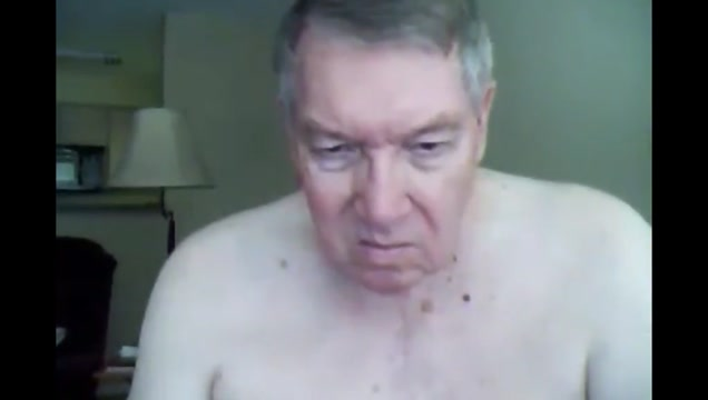 Grandpa suck on webcam Sexy latina jeans