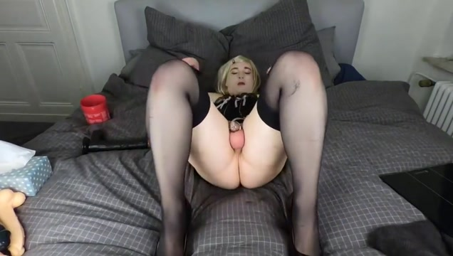 Sissy Crossdresser loves riding survivor heroes and villians naked