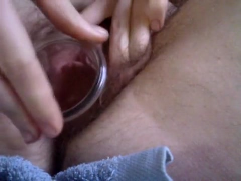 Crazy amateur Hairy, Close-up porn movie German blonde milf masturbates