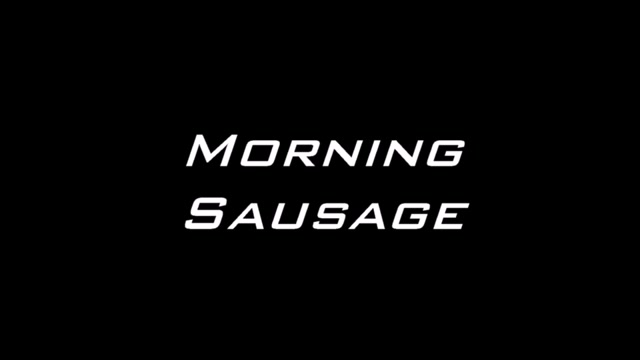 Morning Sausage - BadPuppy Old women pussy show