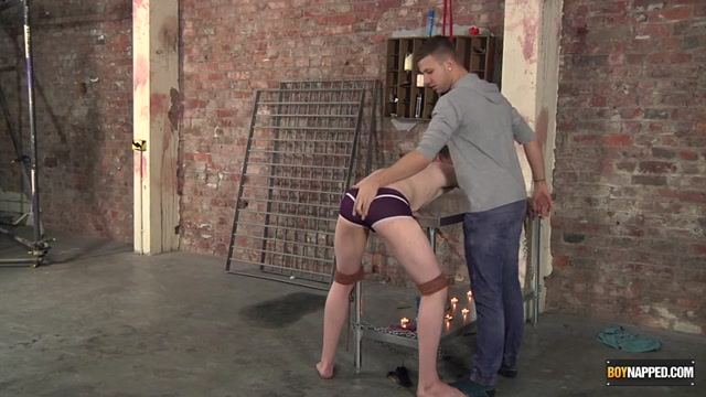 Hardcore Hole Slamming! - Leo Ocean And Deacon Hunter - Boynapped painful anal sex free