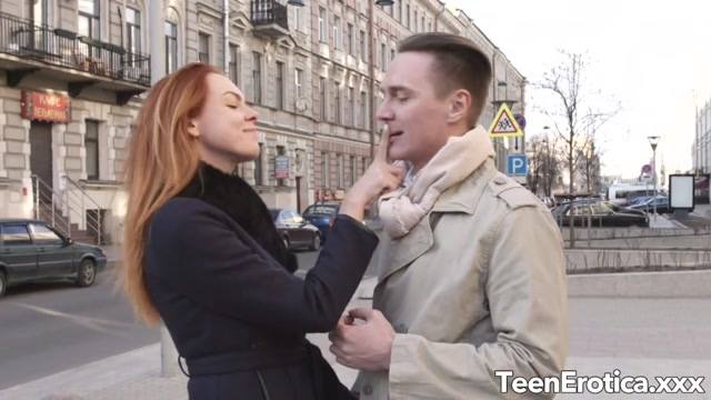 Young redheaded vixen Candy Red is passionately fucked with a huge cock Gay dating minneapolis