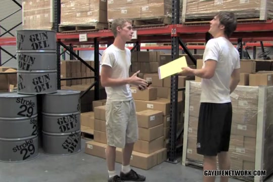 Caught and Spanked at Work! - BeddableBoys How can i make anal sex not hurt