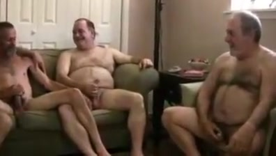 Old Daddies Cocksucking Party 3 ssbbws dancing