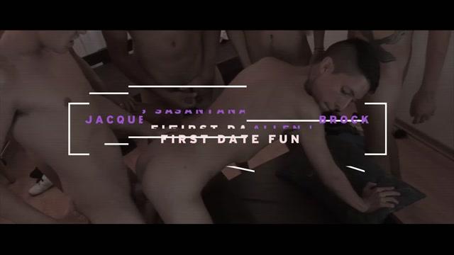 Jacques Santana - Allen Brock - BFCollection Full lenght porn hd
