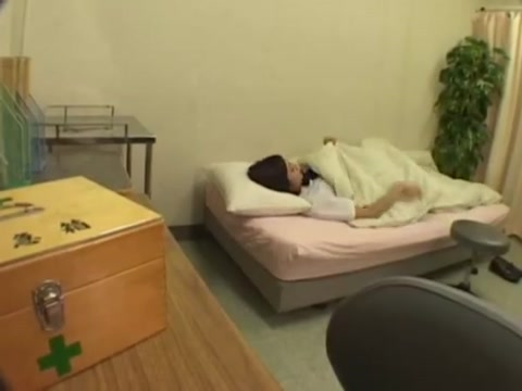 Japanese girl pillow humping in satin panties Big boob retro tobes