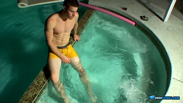 Undie 4-Way - Hot Tub Action - Mike, Jeremiah, Zack Kenny - UndieTwinks FamilyStrokes Stepsister Fucks Stepbrother Next