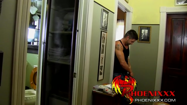 A BB Butt Fuck For Ryan - Dominic Pacifico And Ryan Russell - PhoeniXXX Coroa Rabuda Do C? Gostoso Na Cam