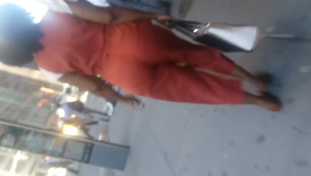 Older Lady With A Phatty In Orange Outfit.mp4 Tentacles fuck