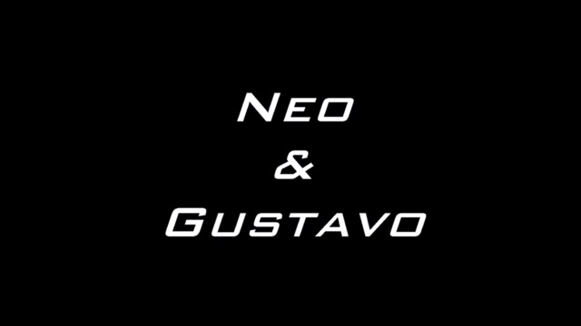 Neo and Gustavo - BadPuppy Interracial nude double penetration