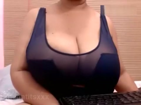 BBW ready to show her huge tits and wet pussy Best breasts on earth