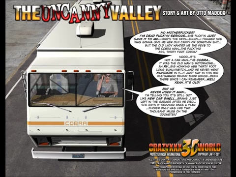 3D Comic: The Uncanny Valley. Episodes 1-2 free boy and girl free naked movie