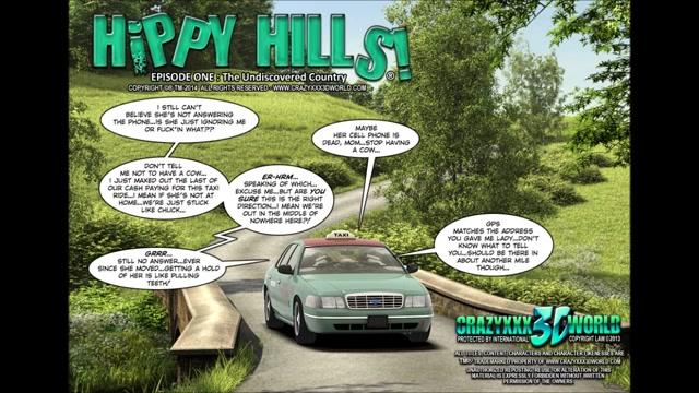 3D Comic: Hippy Hills. Episode 1 Good profile headline for dating website