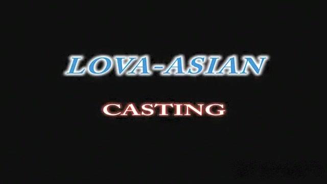 MSTX - LOVA ASIAT CASTING Old skinny mature fucking creampie
