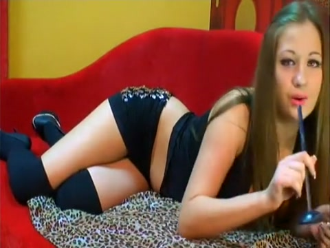Sexy and slutty Russian webcam girl (private show 03) Hot and sexy pornstars