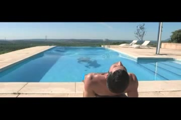 Pool mit Aussicht sex with monkey xxx girl