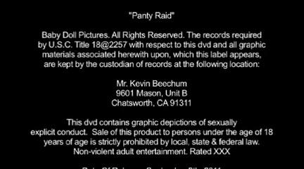 Panty Raid free online erotica movies