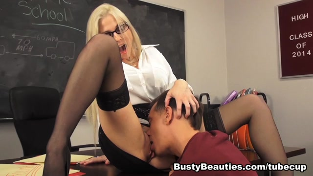 Christie Stevens in How To Bang Your Teacher Bbw mature4u (hairy)