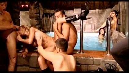 Elena Berkova - Amazons Most Like Vikings sc.two boys in blue gay