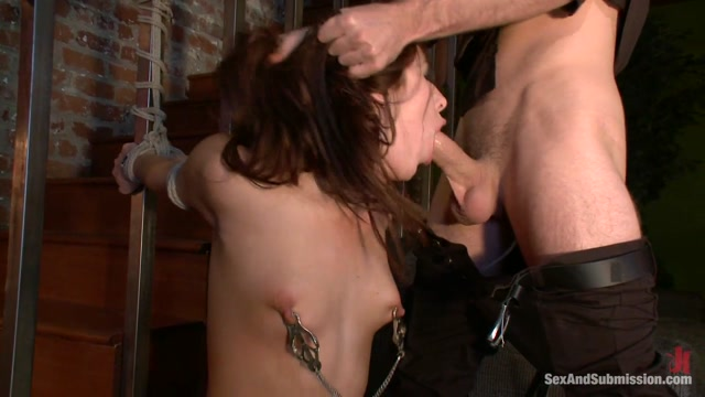 James Deen Ashli Orion in Asking Permission - SexAndSubmission Women bisexual men movies