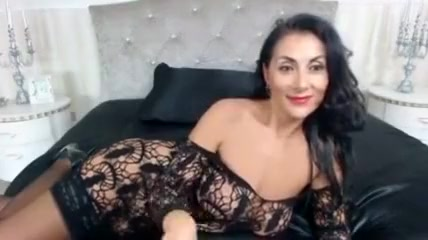 Very Hot An Sexy MILF In Lingerie Chats ( More at - www.girls-cams.top ) Chloe Foster Dp