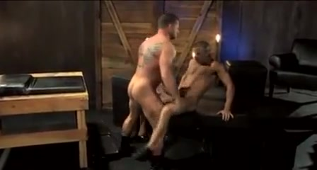 Hot Muscle Fuck Lowered cock