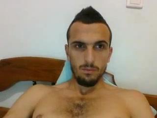 Greek Handsome Boy With Nice Big Cock On Webcam Double dildo pants fetish fantasy