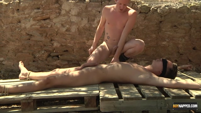 Tied Down For A Frotting Wank! - Charley Cole Sean Taylor - Boynapped short skirts and pussy