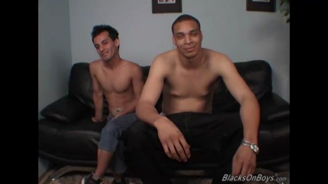 Amateur dude tastes black cock Nina dobrev hot tits