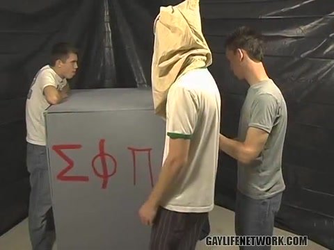 Braden, Jesse, Nevin Nick - The Glory Hole Box is Back! - TeachTwinks saved by the bell anal