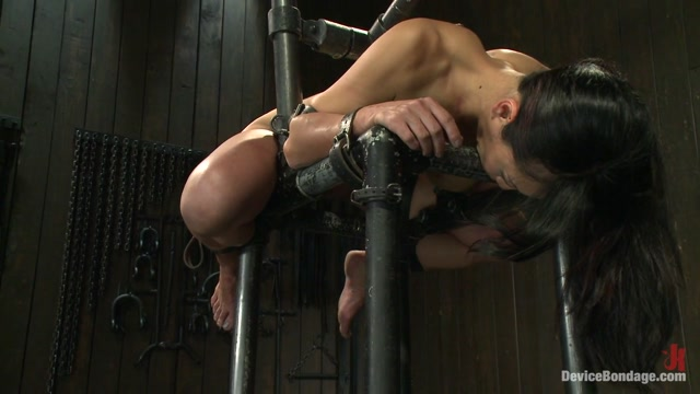 Tia Ling Isis Love in Every last orgasm will be had - a bondage crusade - DeviceBondage stephanie swift anal video